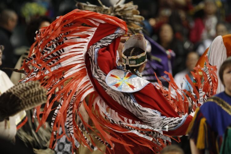 Bemijigamaag pow wow at sanford center